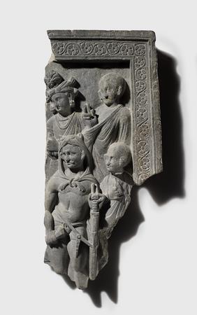 Panel British Museum